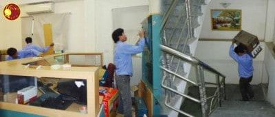 chuyển nhà kiến vàng tại quận Ba Đình