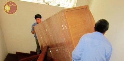 Chuyển nhà trọn gói tại Long Biên