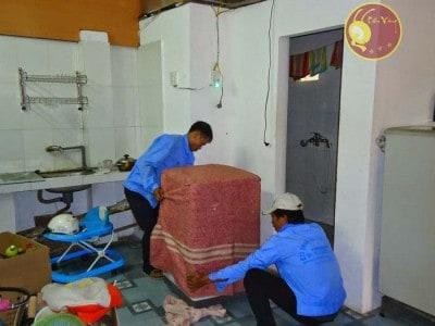 chuyển nhà tại huyện Mê Linh