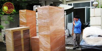 chuyển nhà trọn gói  tại huyện Sóc sơn