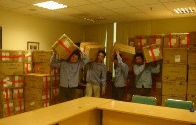 dịch vụ chuyển nhà tại huyện Thanh Trì