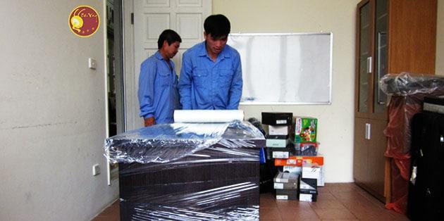 kiến vàng chuyển nhà trọn gói tại quận Long Biên
