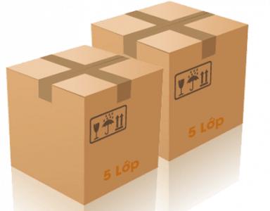 hộp carton đóng gói chuyển nhà