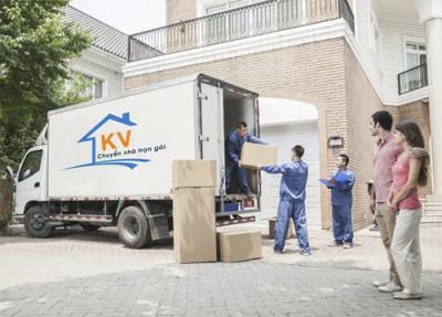 Dịch vụ chuyển nhà, chuyển văn phòng trọn gói tại Quận Cầu Giấy