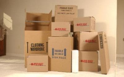 chọn thùng carton khi chuyển nhà
