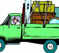 xe tải chuyển nhà, văn phòng nhanh chóng