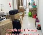 dịch vụ chuyển nhà trọn gói Kiến Vàng