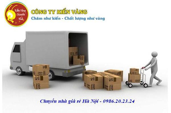 Khảo sát các công ty chuyển nhà giá rẻ tại Hà Nội