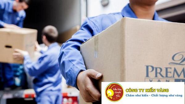 Kiến Vàng cung cấp dịch vụ chuyển nhà trọn gói giá rẻ tại Hà Nội