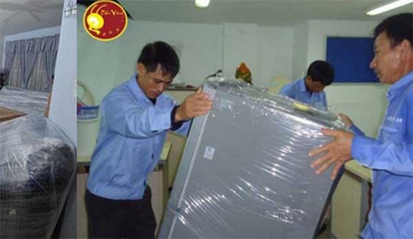 Dịch vụ chuyển nhà trọn gói giá rẻ tại Kiến Vàng
