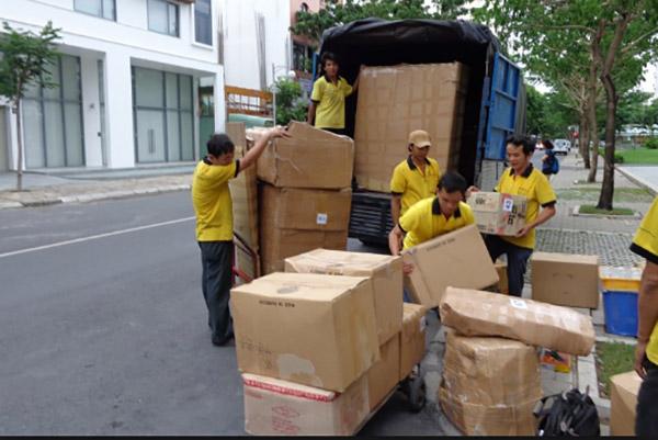 Kiến vàng chuyển nhà văn phòng trọn gói, giá rẻ