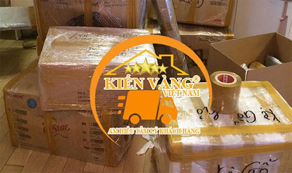 Kiến Vàng chuyển nhà giúp vận chuyển đồ đạc an toàn