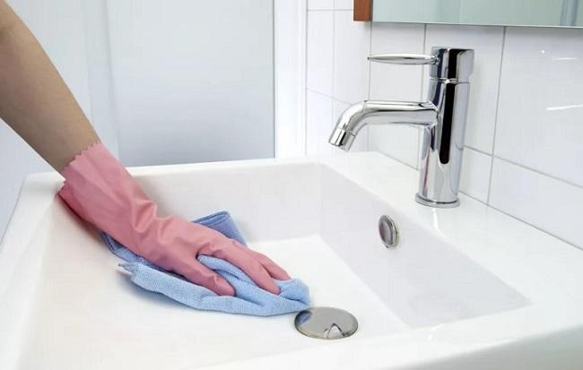 Cách vệ sinh phòng vệ sinh