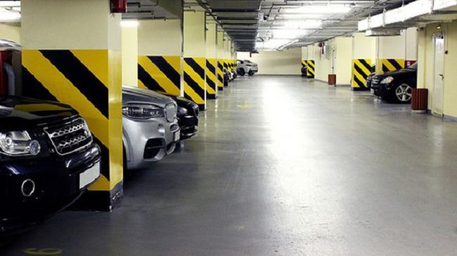 Khu vực gửi xe là vấn đề cần xem xét cẩn thận trước khi mua căn hộ chung cư