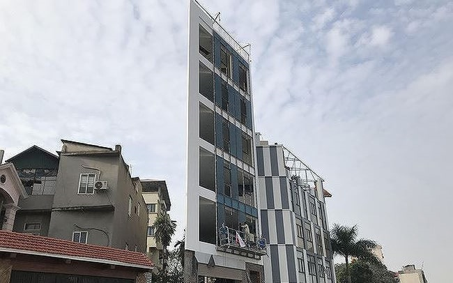 Những tòa nhà méo mó không tốt về phong thủy