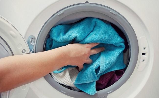 Giặt quá nhiều hoặc quá ít quần áo