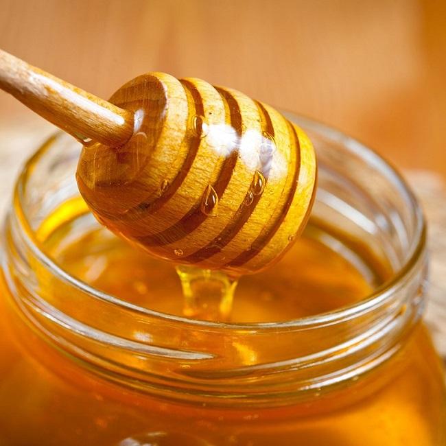 Bảo quản bằng mật ong