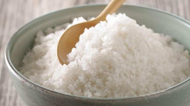 Bảo quản bằng muối