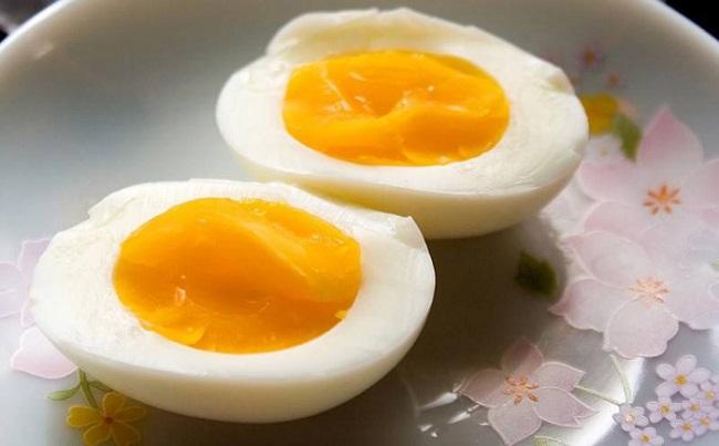 Trứng có khả năng giải rượu