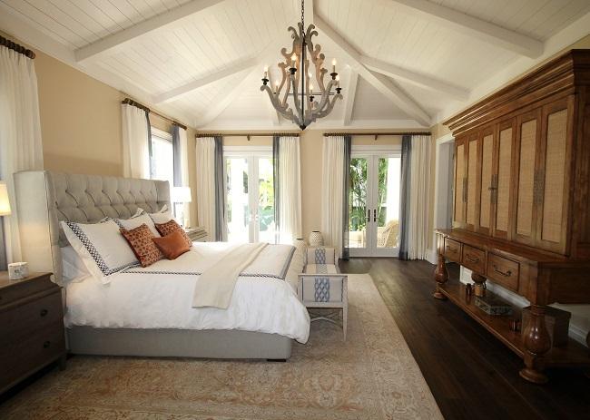 Phòng ngủ là nơi để mọi người thư giãn sau một ngày làm việc mệt mỏi