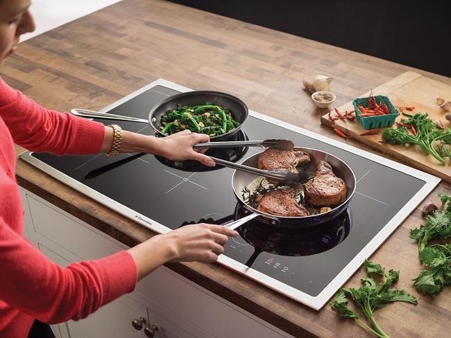 Nấu ăn bằng bếp điện