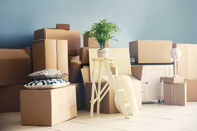 Khi bạn bắt đầu xếp đồ vào hộp thì mẹo hữu hiệu nhất là đóng gói những đồ ít quan trọng trước