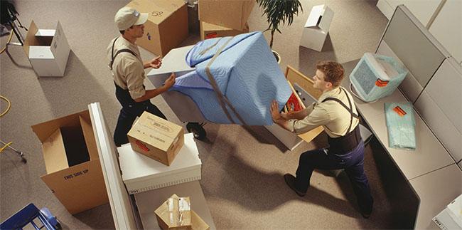 Các khó khăn khi vận chuyển nhà