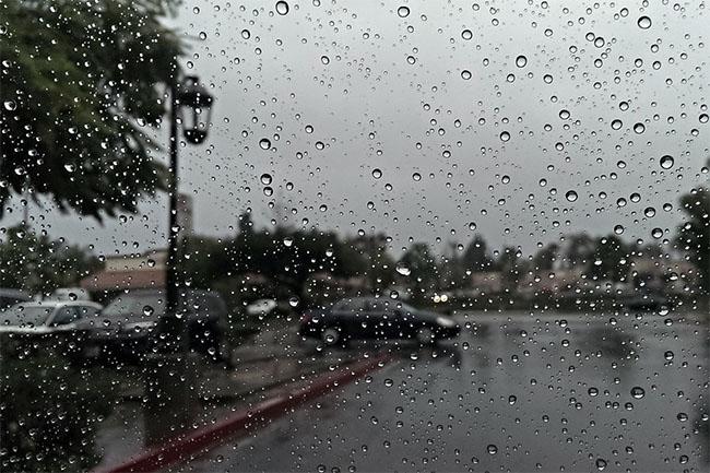 Chú ý thời tiết và đường đi