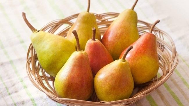 Lê cũng là nguồn cung cấp vitamin C mà có lẽ ít người biết đến