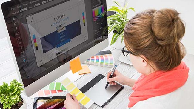 Nhận thiết kế đồ họa tại nhà